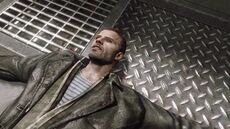 Mason unconscious