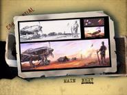CoD2 Special Edition Bonus DVD - concept art 1