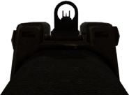 F2000 iron sights MW2
