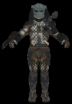 Predator model CoDG