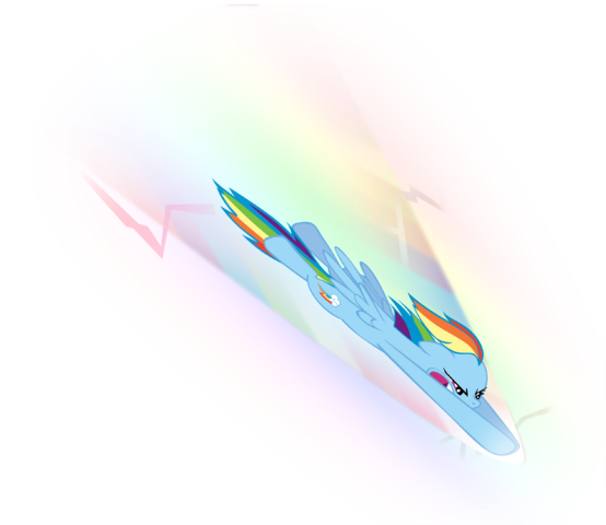 File:FANMADE SonicRainboom Left.png
