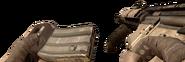 M4A1 Reloading MW2