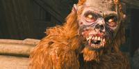 Zombie Monkey