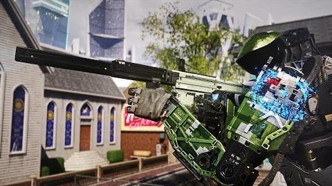 Call of Duty® Infinite Warfare – 3 28 Quartermaster Update, X-EON