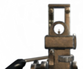 M60E4 Iron Sights MW3