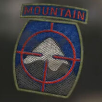 WWII Mountain