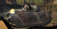 Tank 2 Ste. Mere-Eglise-Day CoD1
