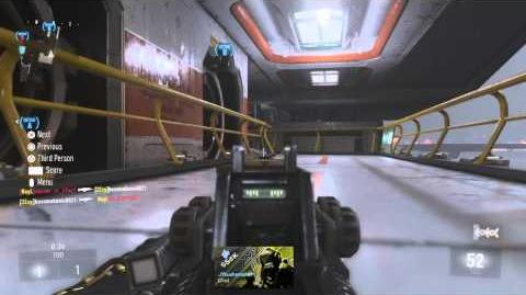 Cod aw search & destroy gameplay