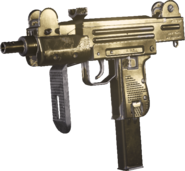 Mini-Uzi Gold MWR