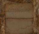 Revelations (map)/Ciphers and Scrap Papers