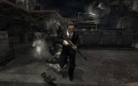 Boris Vorshevsky with an AK-47 Down the rabbit hole MW3