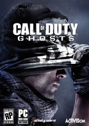 Call of Duty Ghosts PC cover art