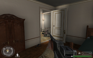 Outside room Alps Chateau CoD1