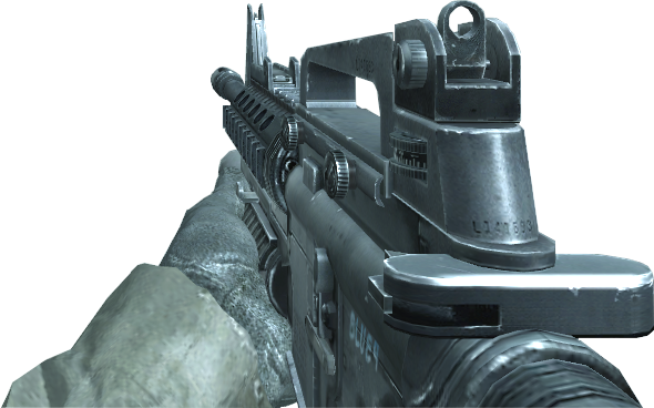 File:M4A1 Grenade Launcher CoD4.png