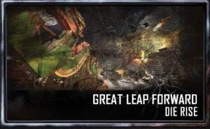 Great Leap Forward Die Rise BOII