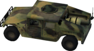 Humvee CoDH