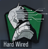 Hard Wired Perk Icon BO3