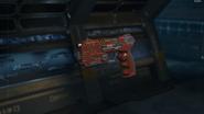 MR6 Gunsmith Model Inferno Camouflage BO3