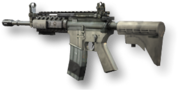 M4A1 menu icon MW2