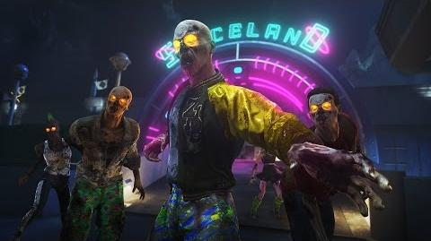 Call of Duty® Infinite Warfare – Zombies in Spaceland Reveal Trailer