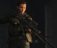 Rachel Kane sniper BO3