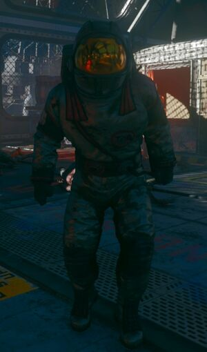 Astronaut Zombie BO3