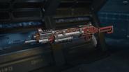 KRM-262 Gunsmith model Inferno Camouflage BO3