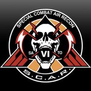SCAR Emblem IW