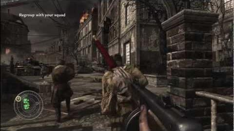 Call of Duty World at War - Campaign - Heart of the Reich