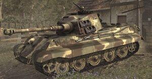 Tiger II CoD WaW