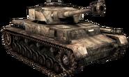 Panzer IV model CoD3