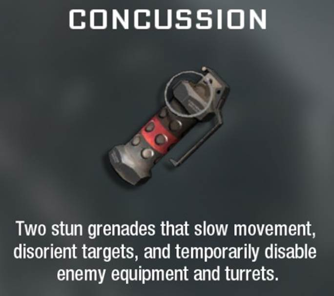 Concussion Grenade Call Of Duty Wiki Fandom Powered By