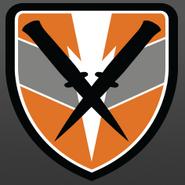 Crest Emblem IW