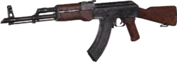 AK-47 Menu Icon MWR