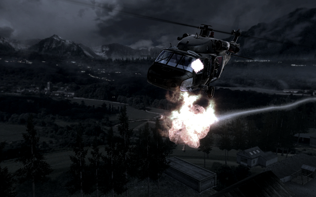 File:Blackhawk being hit by Stinger COD4.png