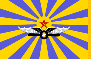 Flag of the Soviet Air Force