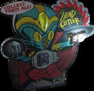 Head Cutter Crafting IW