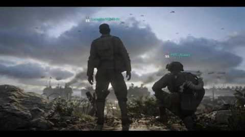 Call of Duty World War 2 - Official HEADQUARTERS TRAILER MULTIPLAYER (COD WW2 MULTIPLAYER)