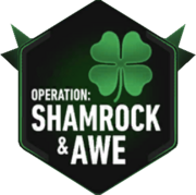 Operation Shamrock & Awe Icon MWR