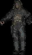 SEAL Team Six Sniper model BOII