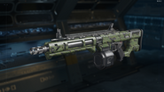 Haymaker 12 Gunsmith Model Jungle Camouflage BO3