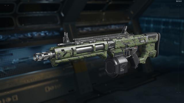File:Haymaker 12 Gunsmith Model Jungle Camouflage BO3.png