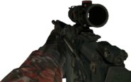 FAL ACOG Scope MW2
