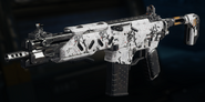 Peacekeeper MK2 Gunsmith Model Battle Camouflage BO3