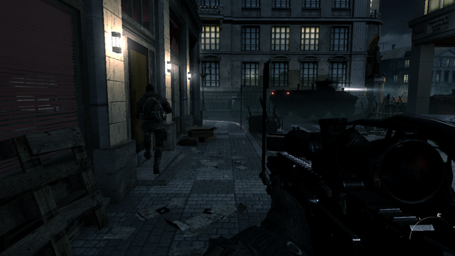 File:Soap and Yuri sneaking past APC Eye of the Storm MW3.png