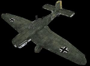 Ju-87 model CoD