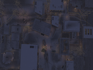 Overhead Winter Crash CoD4