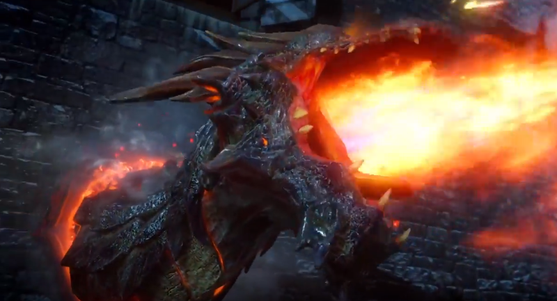 Image The Iron Dragon Der Eisendrache Bo3 Png Call Of