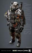 SDF infantry concept 2 IW