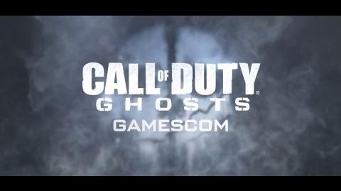 Official Call of Duty Ghosts Multiplayer Gamescom Hands On World Premiere